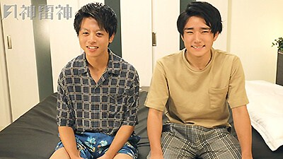 Fujin Raijin – FUJ-005 – 18歳ノンケのぞむくん第2弾!!ガン堀り潮吹き大噴射!!